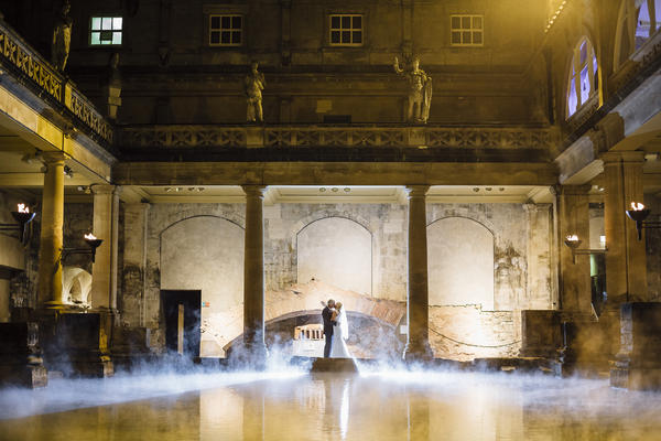 Venue hire | The Roman Baths