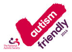 Image: Autism Friendly logo