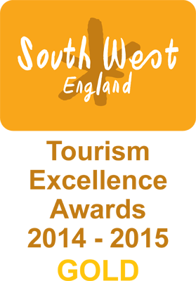 South West Tourism - Gold Award