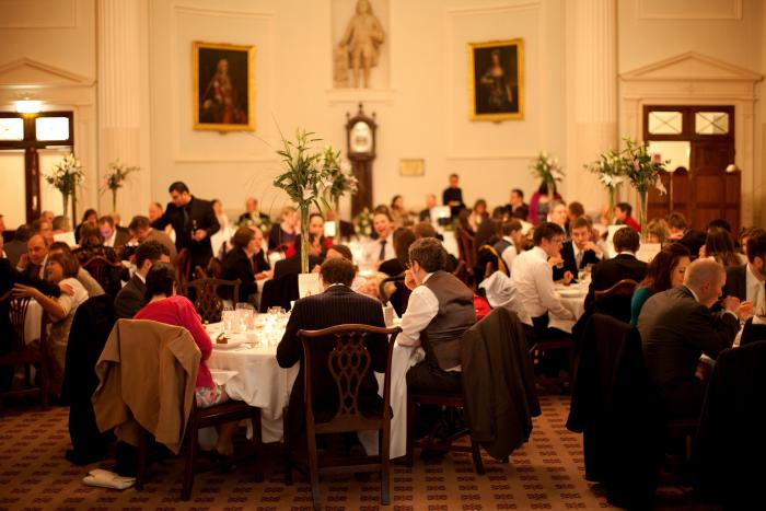 Image: Event at the Pump Room