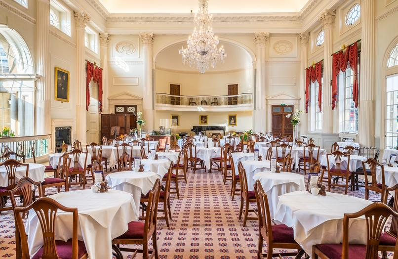 Image: The Pump Room, photograph by Andy Fletcher