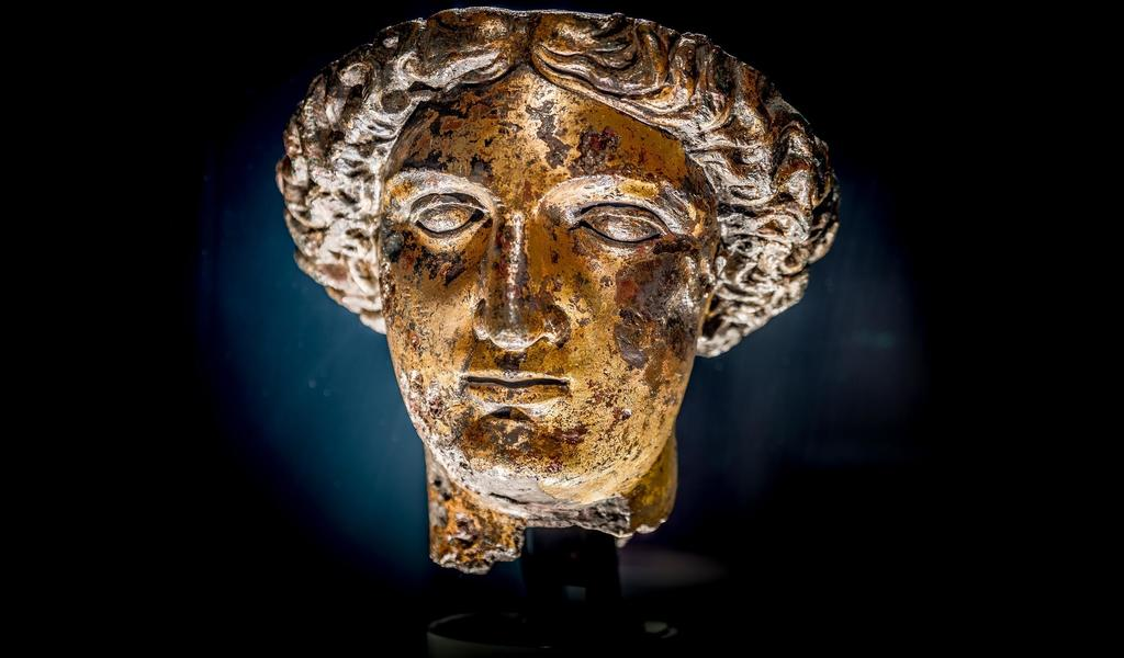 Image: The head of Sulis Minerva