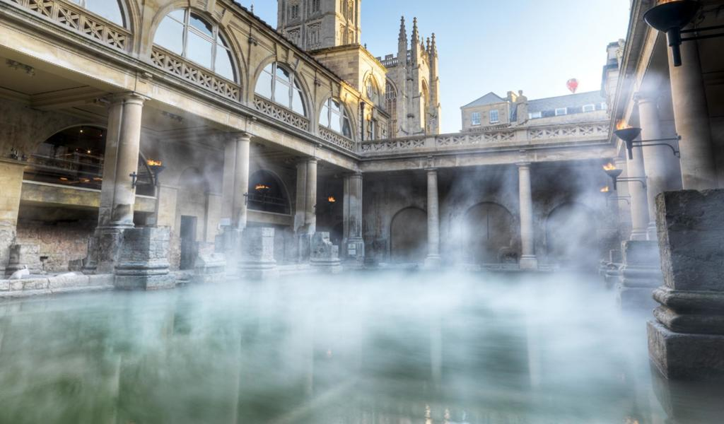 Image: The Great Bath