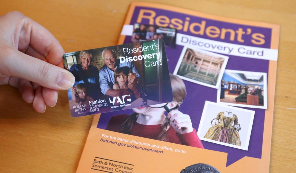 Image: A Resident's Discovery Card