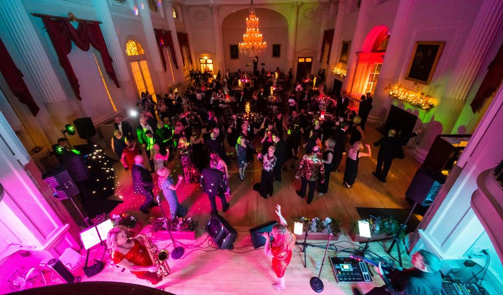 Image: Event in the Pump Room