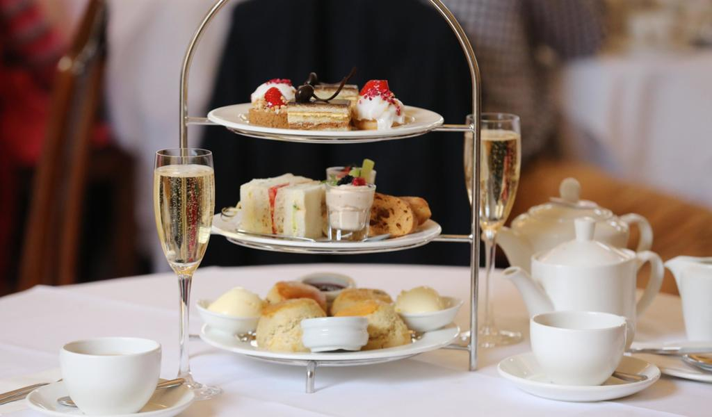 Image: Afternoon tea