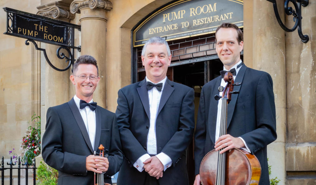 Image: The Pump Room Trio
