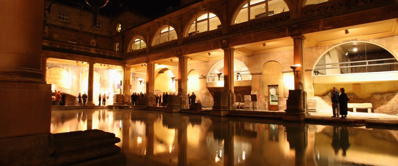 Image: Private event at the Roman Baths