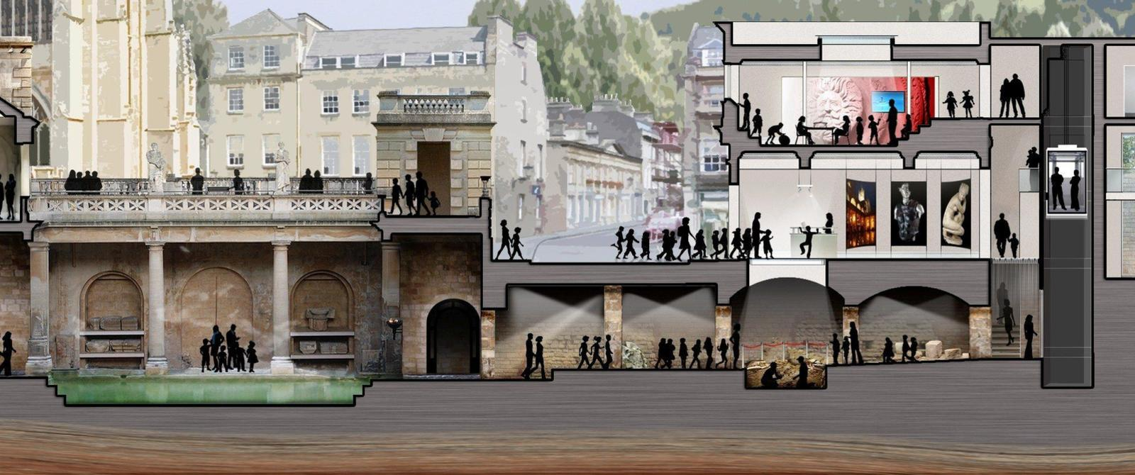 Image: Artists impression of the Archway Project