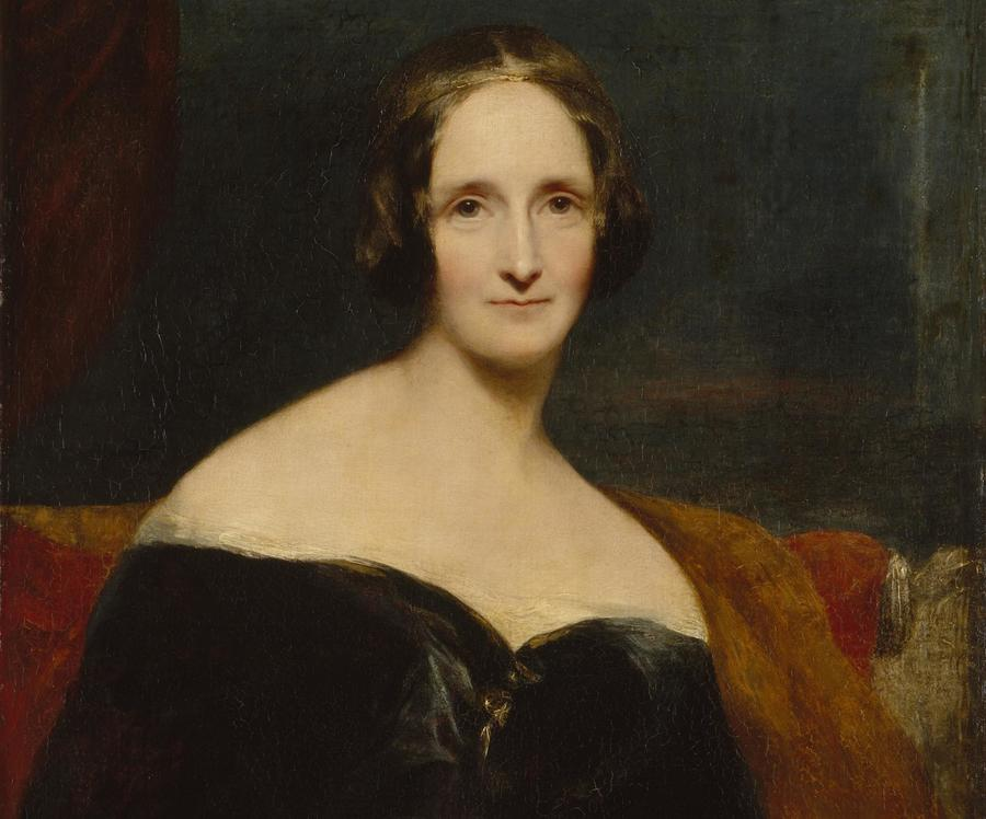 Image: Mary Shelley