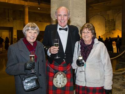 Image: Burns' Night event