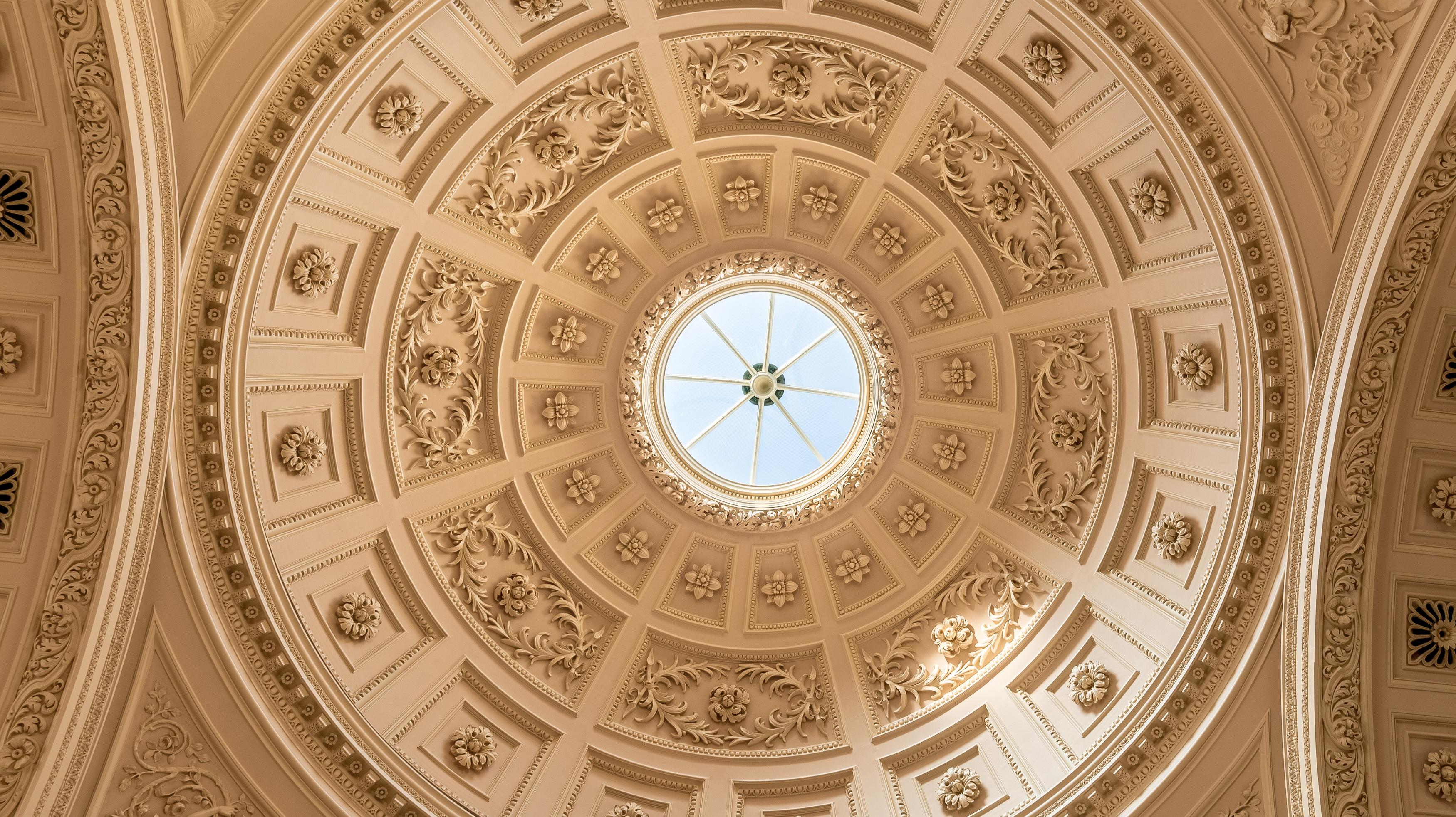 Image: Domed ceiling