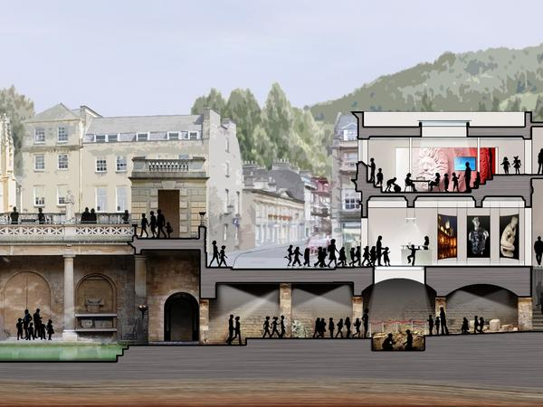 Image: Archway Centre impression