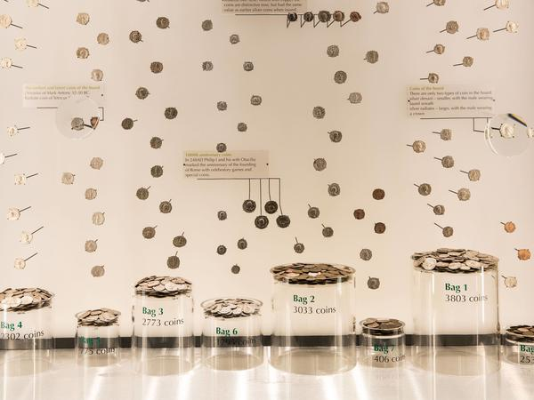 Image: Beau Street Hoard display