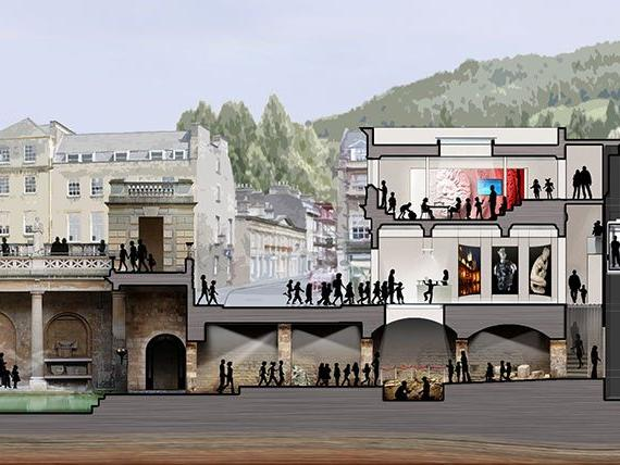 Image: Impression of the Archway Project