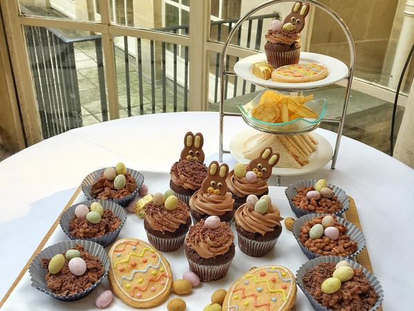 Image: Kids Easter tea