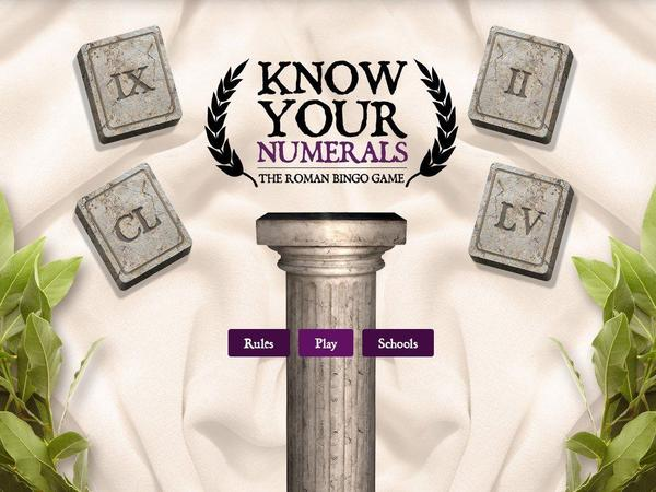 Image: Know your Numerals