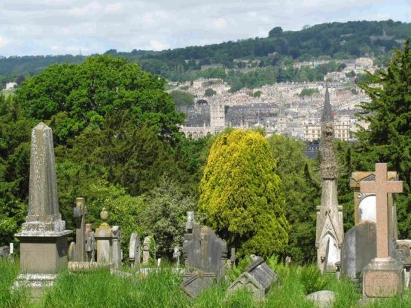Image: Abbey cemetery