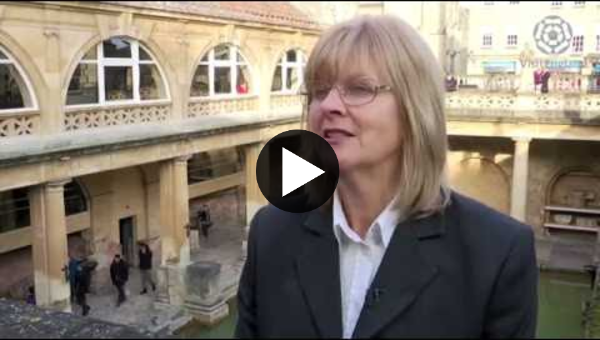 Embedded thumbnail for Attraction case study: Roman Baths