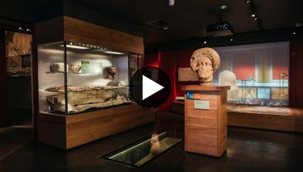 Embedded thumbnail for Life and Death in Aquae Sulis and the Beau Street Hoard